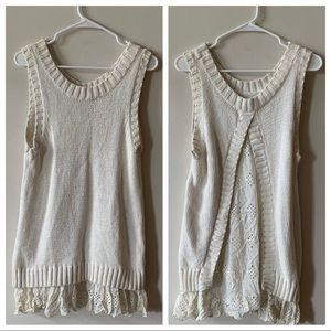 Johnny Was 4 Love and Liberty Sleeveless Top